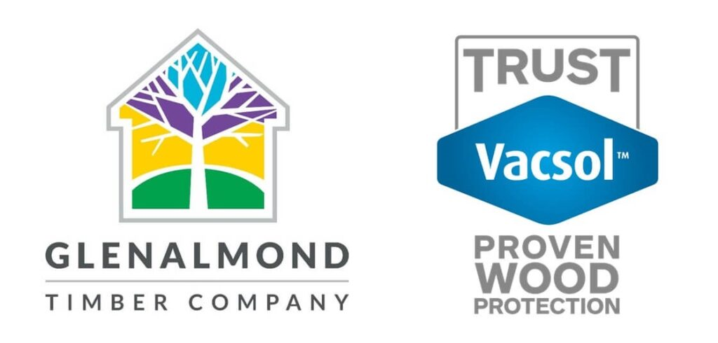 Glenalmond Timber Company uses VACSOL low pressure wood preservative treatment